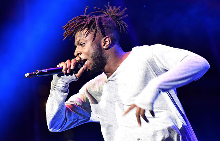 "LISTEN TO ISAIAH RASHAD'S NEW SINGLE ""FREE LUNCH"""