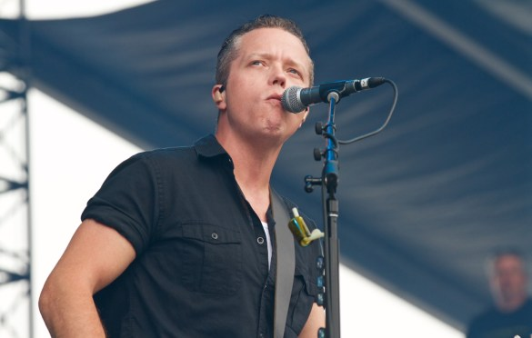 Jason Isbell at KAABOO 2016, September 18th. Photo by Derrick K. Lee, Esq. (@Methodman13) for www.BlurredCulture.com.