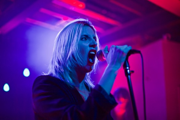 White Lung @ Resident 11/17/16. Photo by Derrick K. Lee, Esq. (@Methodman13) for www.BlurredCulture.com. This photo was obtained under the express authorization and license by Red Bull Media House North America, Inc.