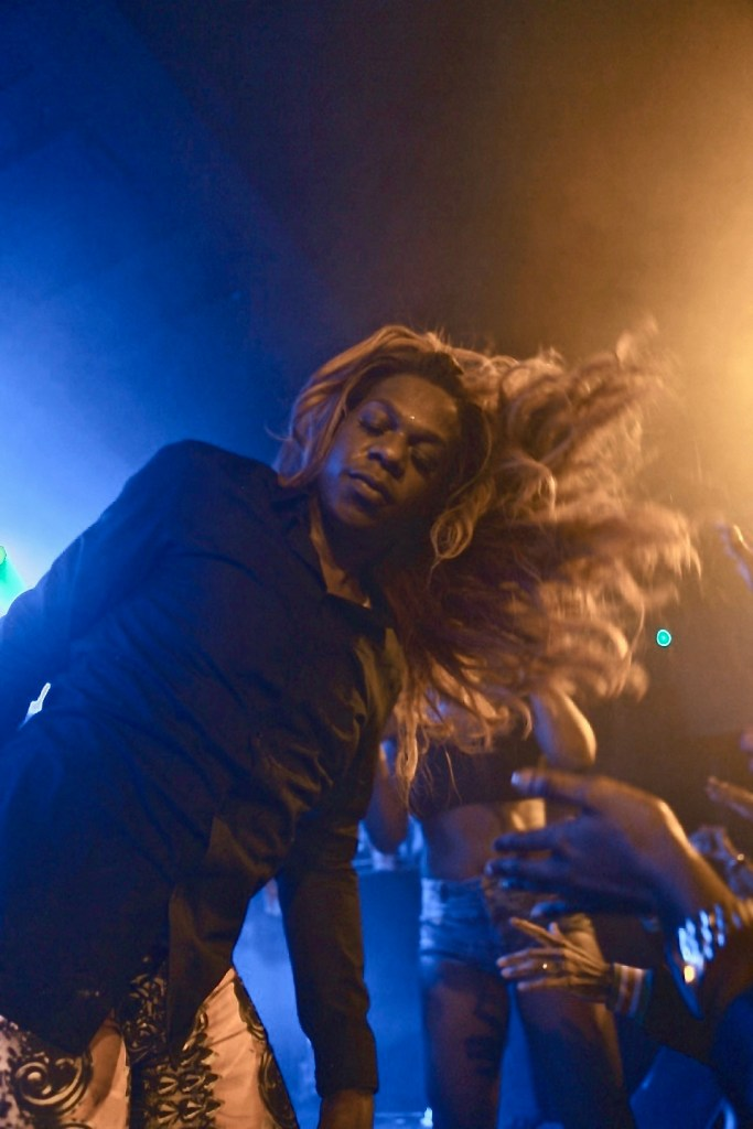 Big Freedia at The Macarthur 11/20/16. Photo by Emilie Svensson (@emsven13) for www.BlurredCulture.com. This photo was obtained under the express authorization and license by Red Bull Media House North America, Inc.