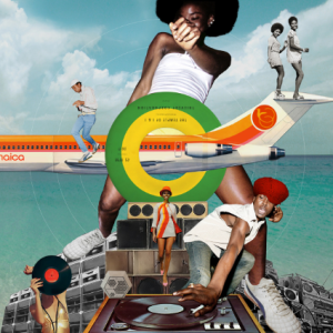 """Thievery Corporation's """"Temple Of I & I""""   Album Cover   Image Courtesy of Reybee Inc. Used With Permission."""