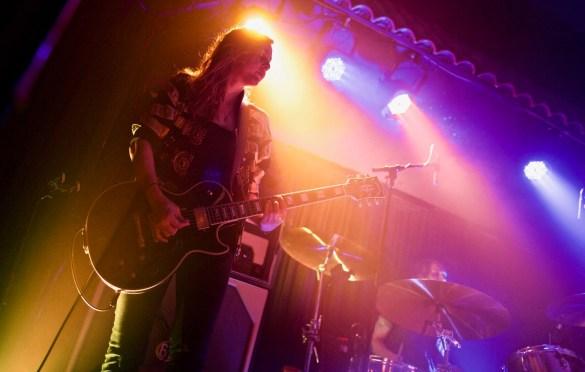 Dead Sara at El Cid 3/9/17. Photo by Derrick K. Lee, Esq. (@Methodman13) for www.BlurredCulture.com.