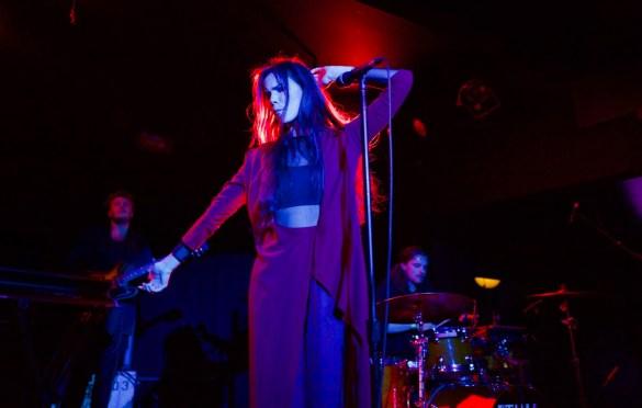 Skott @ The Echo // 3/21/2017. Photo by Derrick K. Lee, Esq. (@Methodman13) for www.BlurredCulture.com.