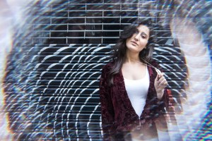 Sarah Solovay. Photo by Cortney Armitage (@CortneyArmitage) for www.BlurredCulture.com.