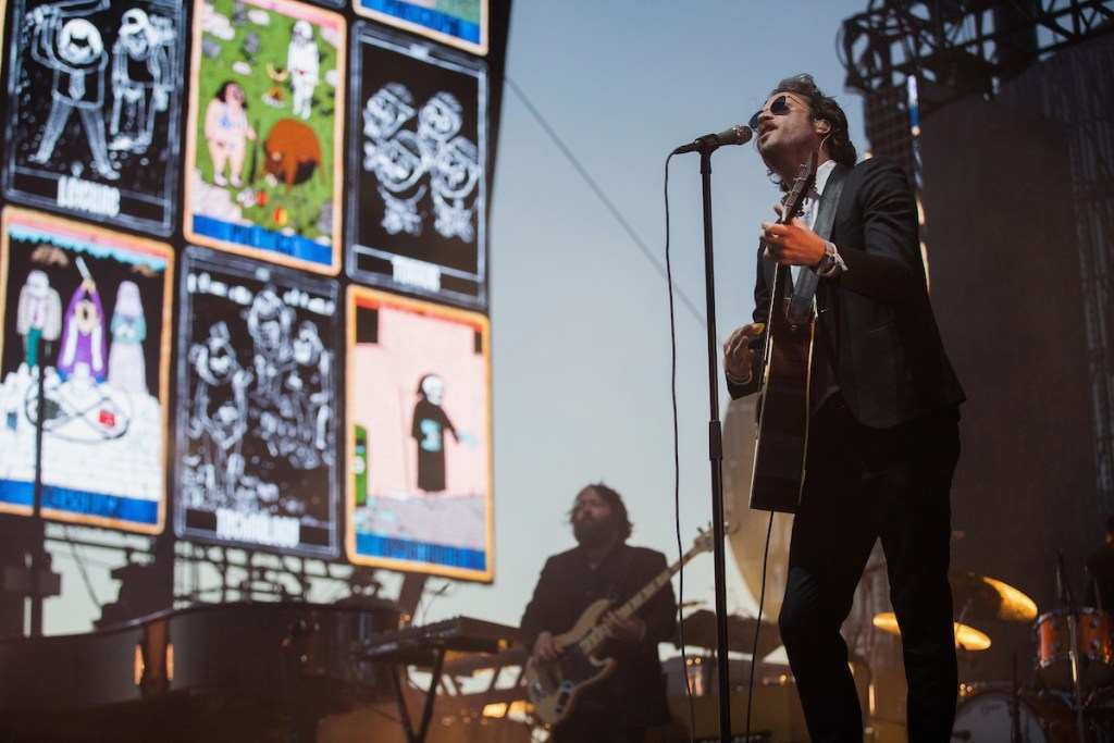 Father John Misty @ Coachella 4/14/16. Photo by Brian Willette. Courtesy of Coachella. Used with permission.
