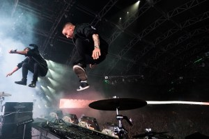 Galantis @ Coachella 4/16/17. Photo by Julian Bajsel. Courtesy of Coachella. Used with permission.
