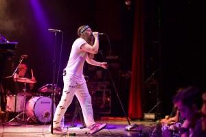 Lostboycrow // 4/5/17 El Rey Theatre // Photo by Derrick K. Lee, Esq. (@Methodman13) for www.BlurredCulture.com.
