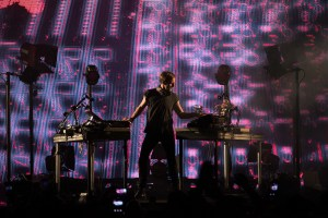 Richie Hawtin @ Coachella 4/14/16. Photo by Julian Bajsel. Courtesy of Coachella. Used with permission.