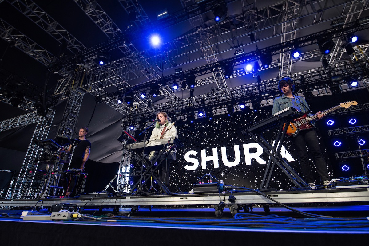 Shura @ Coachella 4/15/16. Photo by Roger Ho. Courtesy of Coachella. Used with permission.