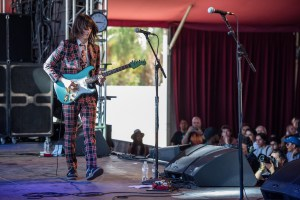 The Lemon Twigs @ Coachella 4/14/16. Photo by Charles Reagan. Courtesy of Coachella. Used with permission.