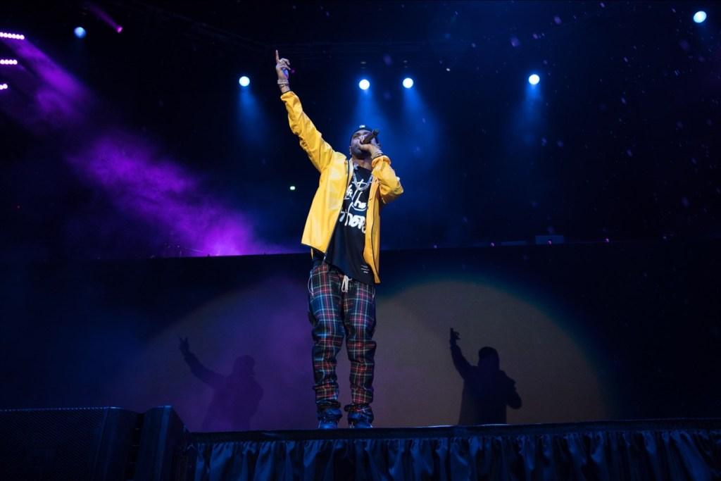 Big Sean   Powerhouse 2017 @ The Glen Helen Amphitheater