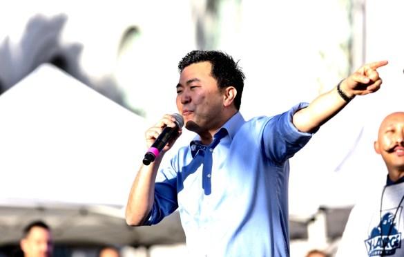 David Ryu @ Identity LA. 5/6/2017 // Photo by Derrick K. Lee, Esq. (@Methodman13) for www.BlurredCulture.com.