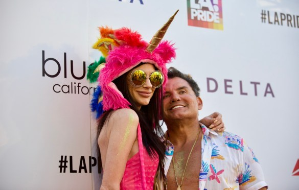 L.A. PRIDE 2017 Red Carpet Red Carpet // Atmosphere // Photo by Derrick K. Lee, Esq. (@Methodman13)