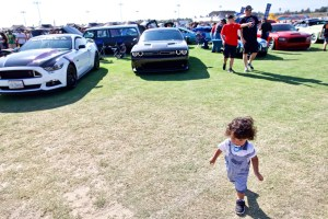 MuscleKingz Car Show & Concert @ SilverLakes Sports Complex July 1, 2017 || Atmosphere