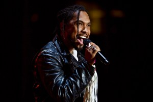 "Miguel at KRCW/Annenberg's ""Sound In Focus"" 7/15/17. Photo by Derrick K. Lee, Esq. (@Methodman13) for www.BlurredCulture.com."