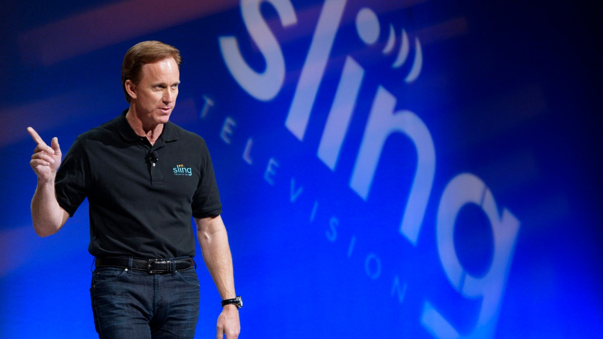 Pandora goes with Sling TV's Roger Lynch as CEO