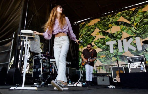 Ella Vos @ The Ohana Fest 9/9/17. Photo by Derrick K. Lee, Esq. (@Methodman13) for www.BlurredCulture.com.