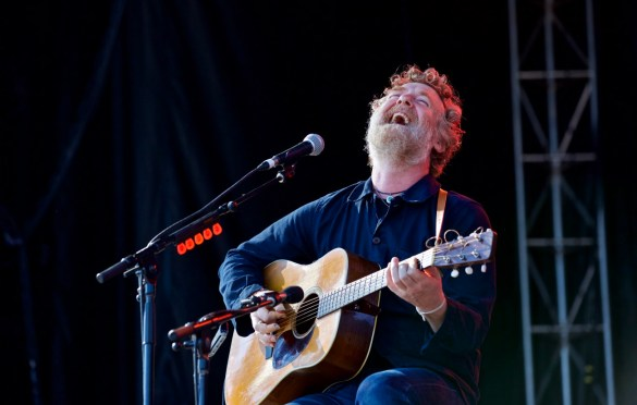 Glen Hansard @ The Ohana Fest 9/9/17. Photo by Derrick K. Lee, Esq. (@Methodman13) for www.BlurredCulture.com.