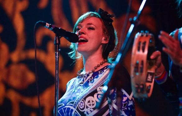 The Magpie Salute @ Fonda Theatre 9/13/17. Photo by Derrick K. Lee, Esq. (@Methodman13) for www.BlurredCulture.com.