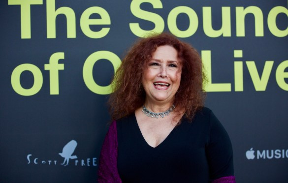 Melissa Manchester on the Red Carpet for