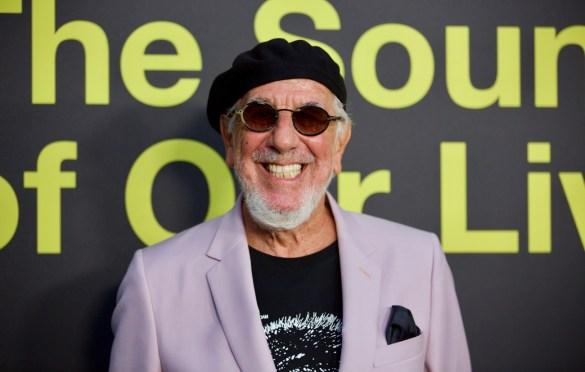 Lou Adler on the Red Carpet for