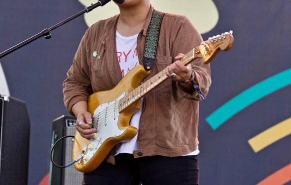 Jay Som at Music Tastes Good 2017 10/1/17. Photo by Derrick K. Lee, Esq. (@Methodman13) for www.BlurredCulture.com.