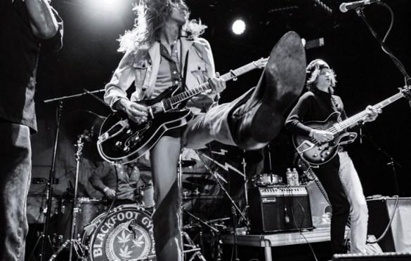 Blackfoot Gypsies at Bowery Ballroom 10/22/17. Photo by Cortney Armitage (@CortneyArmitage) for www.BlurredCulture.com.