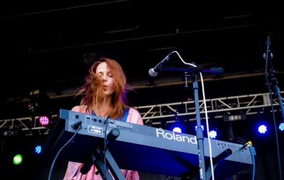 Savoir Adore at Cayuga Sound (Stewart Park) 9/23/17. Photo by Cortney Armitage (@CortneyArmitage) for www.BlurredCulture.com.