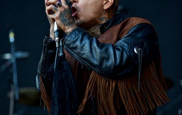 Prayers @ Ozzfest Meets Knotfest 11/5/17. Photo by Derrick K. Lee, Esq. (@Methodman13) for www.BlurredCulture.com.
