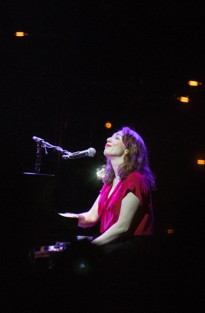 Regina Spektor @ House of Blues (Anaheim) 10/22/17. Photo by Sonya Singh (@Sonyacansingh) for www.BlurredCulture.com.