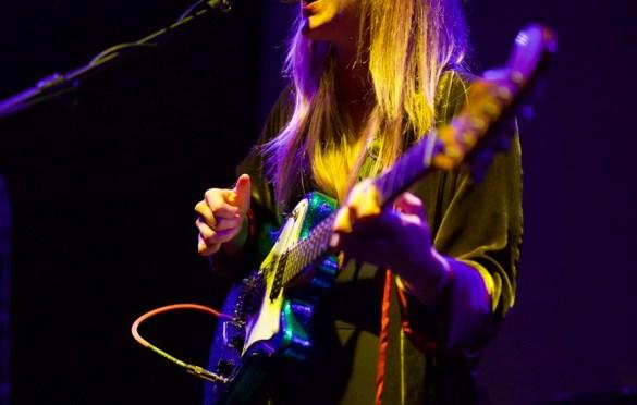 VAVÁ @ Bootleg Theater 9/29/17. Photo by Derrick K. Lee, Esq. (@Methodman13) for www.BlurredCulture.com.