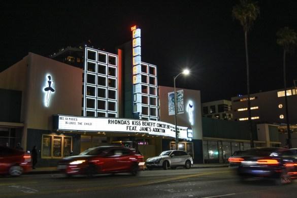 Jane's Addiction @ Hollywood Palladium 12/8/17. Photo by Constantin Preda (@ctpredaportraits) for www.BlurredCulture.com.
