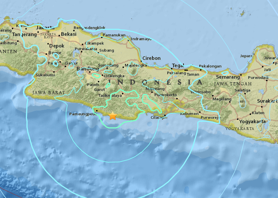 BREAKING: Deadly 6.5 magnitude earthquake strikes Indonesia