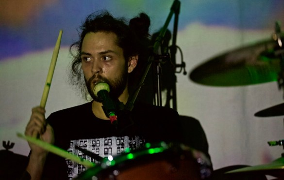 The Great Sadness @ The Hi Hat 12/30/17. Photo by Derrick K. Lee, Esq. (@Methodman13) for www.BlurredCulture.com.