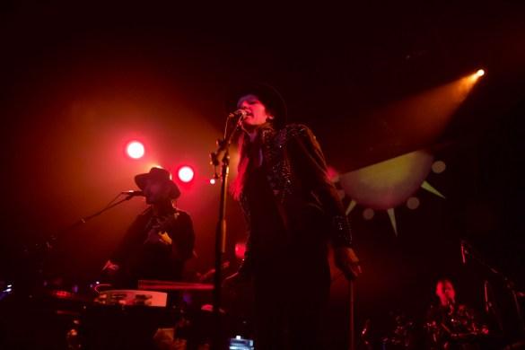 Lone Priestess @ Echoplex 1/22/18. Photo by Derrick K. Lee, Esq. (@Methodman13) for www.BlurredCulture.com.