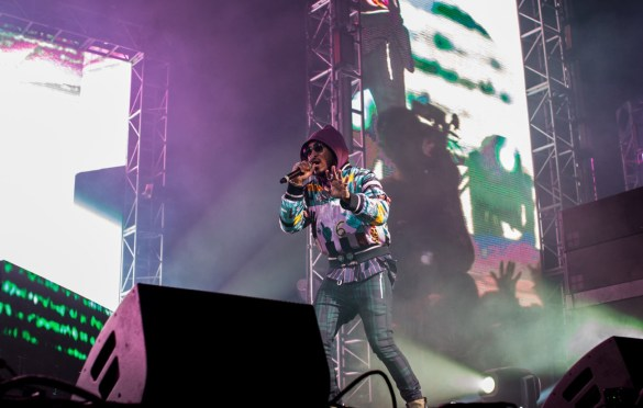 Future @ Rolling Loud SoCal 2017. Photo by Markie Escalante (@Markie818) for www.BlurredCulture.com.