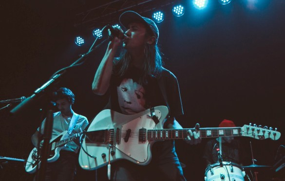 Froth at Constellation Room 12/14/17. Photo by Hector Vergara (@theHextron) for www.BlurredCulture.com.