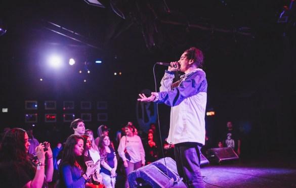 Hideandseekzoo @ The Roxy 1/12/18. Photo by Ian Zamorano (@UnfollowChamo) for www.BlurredCulture.com.