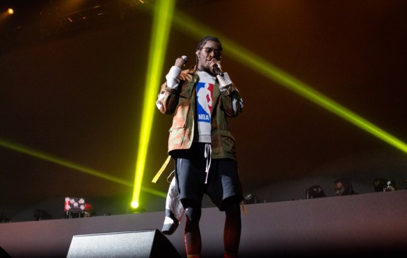 Young Thug @ Rolling Loud SoCal 2017. Photo by Markie Escalante (@Markie818) for www.BlurredCulture.com.
