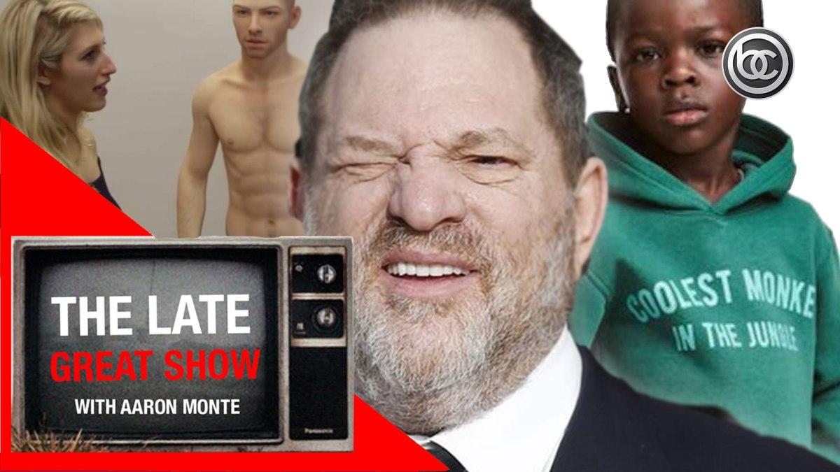 Hms Monkey Business Robot Sex Weinstein Gets Slapped Blurred
