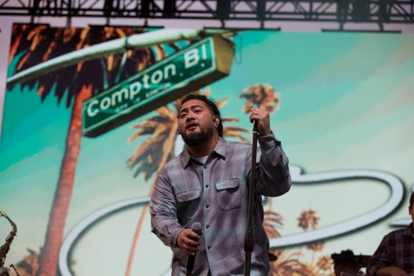 J Boog. One Love Cali Reggae Fast 2018 @ The Queen Mary 2/10/18. Photo by Derrick K. Lee, Esq. (@Methodman13) for www.BlurredCulture.com.