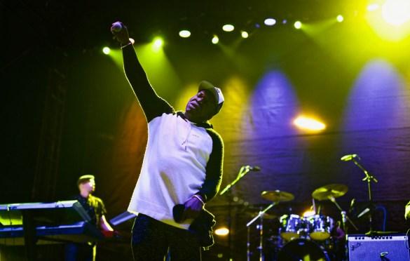 Barrington Levy. One Love Cali Reggae Fast 2018 @ The Queen Mary 2/11/18. Photo by Derrick K. Lee, Esq. (@Methodman13) for www.BlurredCulture.com.