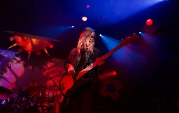 Lauren Ruth Ward at The Echoplex 1/22/18. Photo by Derrick K. Lee, Esq. (@Methodman13) for www.BlurredCulture.com.