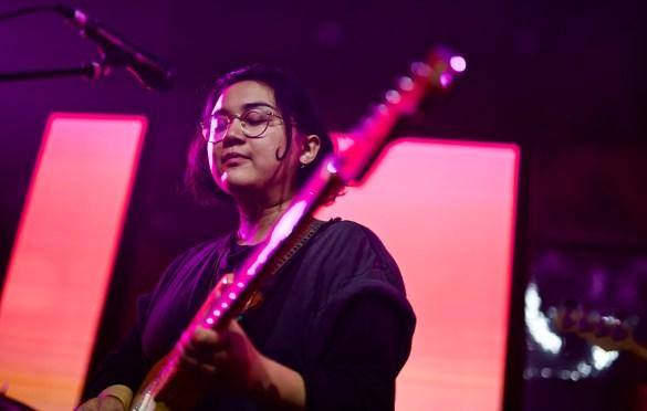 Jay Som for Girlschool @ Bootleg Theatre 2/4/18. Photo by Derrick K. Lee, Esq. (@Methodman13) for www.BlurredCulture.com.