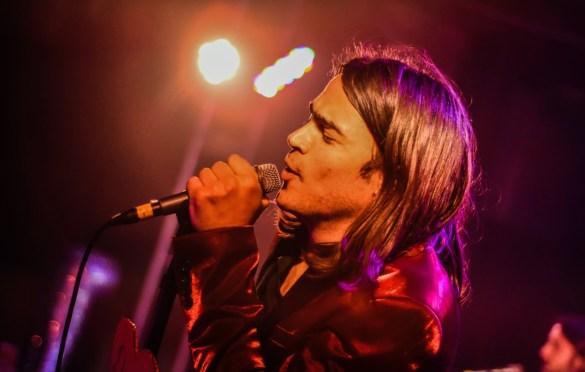 Vista Kicks @ The Troubadour 2/14/18. Photo by Constantin Preda (@ctpredaportraits) for www.BlurredCulture.com.