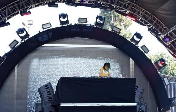 Mija @ Air + Style 3/3/18. Photo by Derrick K. Lee, Esq. (@Methodman13) for www.BlurredCulture.com.