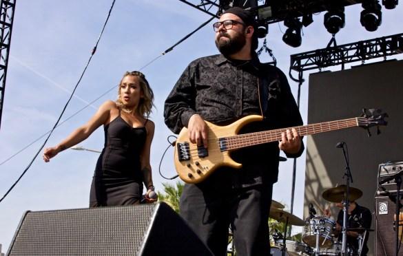Hirie. One Love Cali Reggae Fast 2018 @ The Queen Mary 2/11/18. Photo by Derrick K. Lee, Esq. (@Methodman13) for www.BlurredCulture.com.
