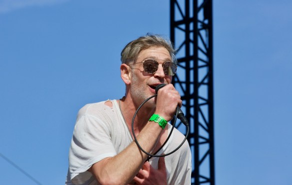 Matisyahu. One Love Cali Reggae Fast 2018 @ The Queen Mary 2/11/18. Photo by Derrick K. Lee, Esq. (@Methodman13) for www.BlurredCulture.com.