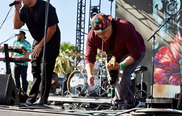 The Green. One Love Cali Reggae Fast 2018 @ The Queen Mary 2/11/18. Photo by Derrick K. Lee, Esq. (@Methodman13) for www.BlurredCulture.com.