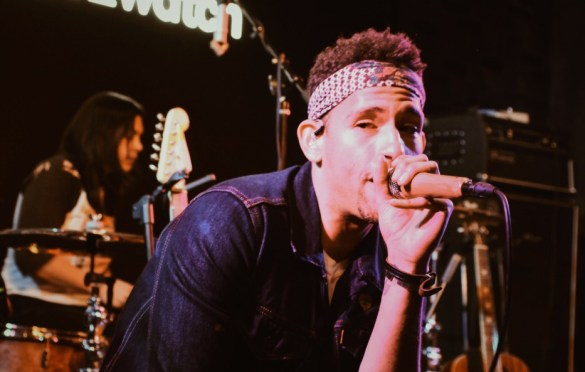 NoMBe at Live Nation 3/7/18. Photo by Marina Rose (@MarinaRose7) for www.BlurredCulture.com.